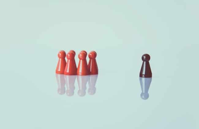 There's no such thing as a 'natural leader'